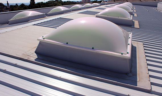 Krovne kupole