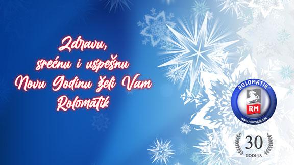 Rolomatik- srećna Nova godina